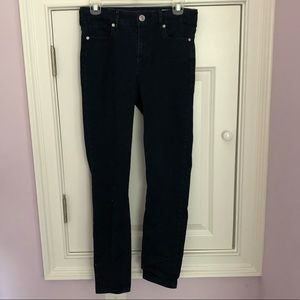 GUESS HIGHWAIST SKINNY JEANS
